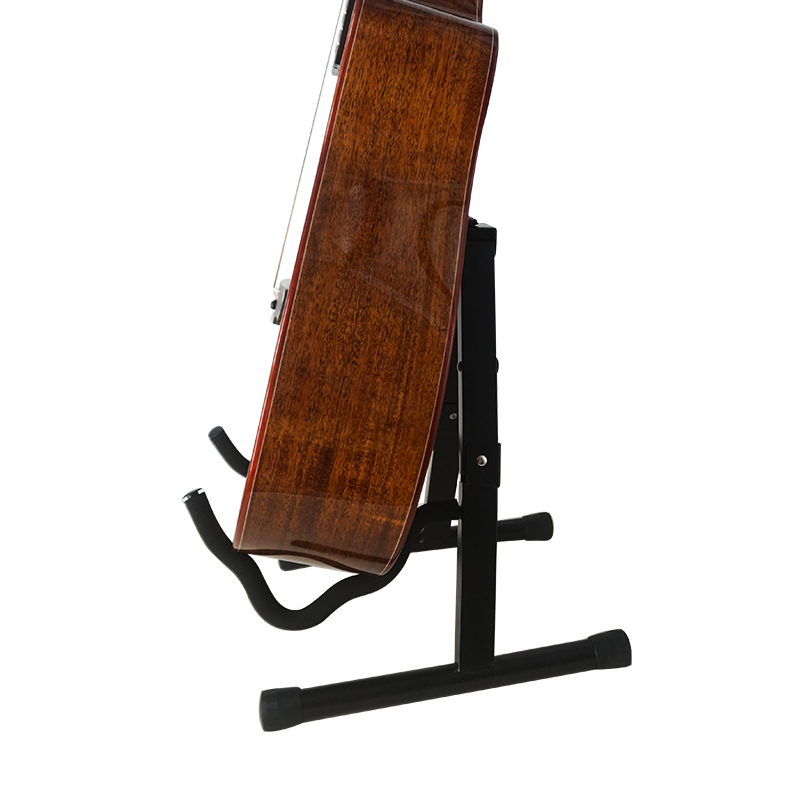 Univerzalni sklopivi prijenosni stalak za gitaru, sklopivi lagani - Glazbeni instrumenti - Foto 5