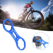 1pc Bike Front Fork Cap Wrench Tool For XCR/XCT/XCM/RST Front Fork Remove Install Wrench Detach Bicycle Repairing Tools