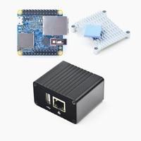 NanoPi NEO2 v1.1 LTS Development Board Faster than Raspberry PI 40X40mm 512MB/1GB DDR3 RAM) ARM Cortex A53