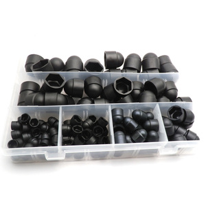 145pcs/set Assorted Plastic Nu