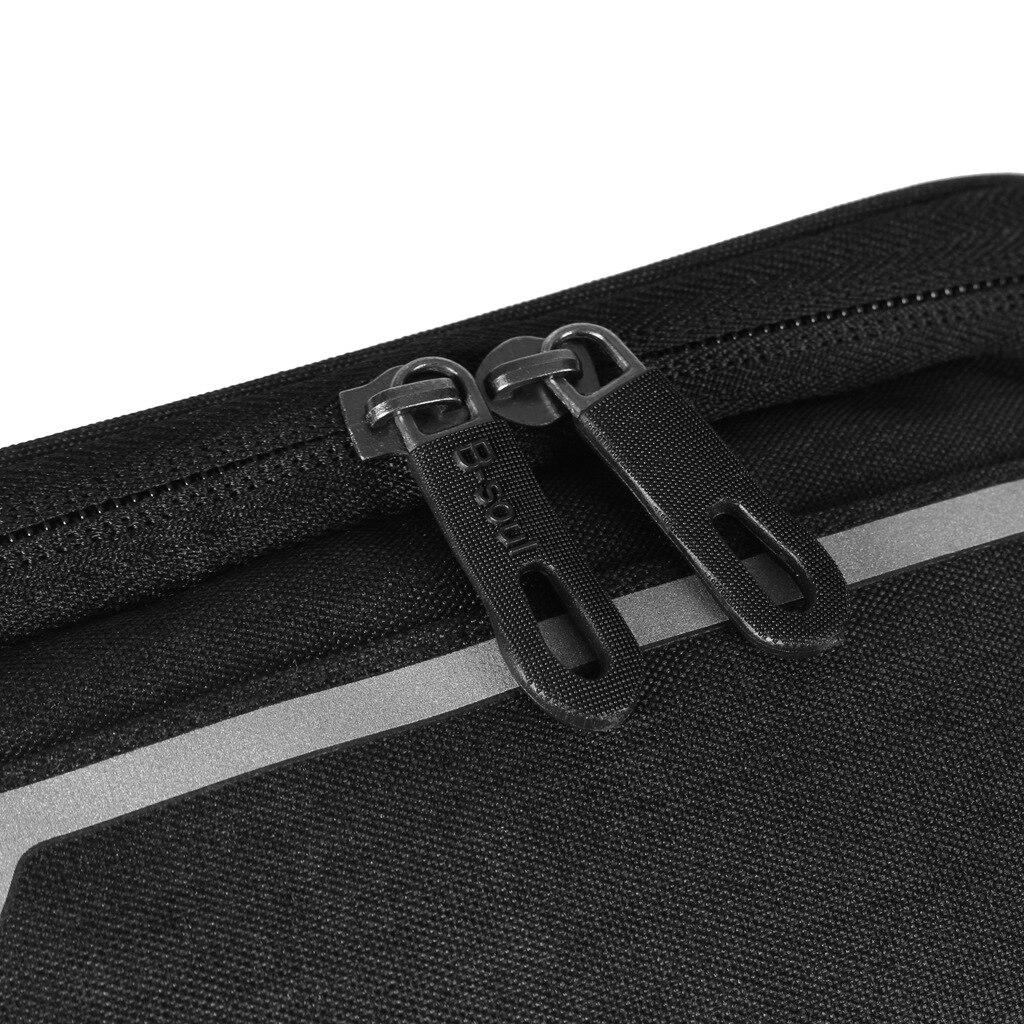 Купить с кэшбэком Waterproof Portable Bicycle Front Bag MTB Road Bike Top Tube Frame Handlebar Touch Screen Bag 6 inch Cycling Pouch phone Bag D35