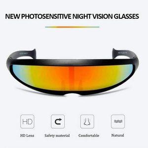 Новинка, светочувствительные очки ночного видения, водительские очки, очки с защитой от ультрафиолета, солнцезащитные очки для путешествий...