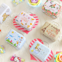Bolsa saco do presente caixa de lata caixa de presente dos doces do casamento embalagem упаковка forminhas parágrafo doces de casamento em forma de flor пакеты для