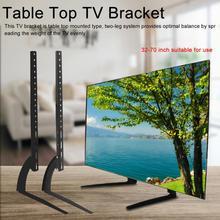 Steel-Bracket Mount-Stand-Holder Table-Top Lcd-Screen Aluminum Desktop LED Flat Metal