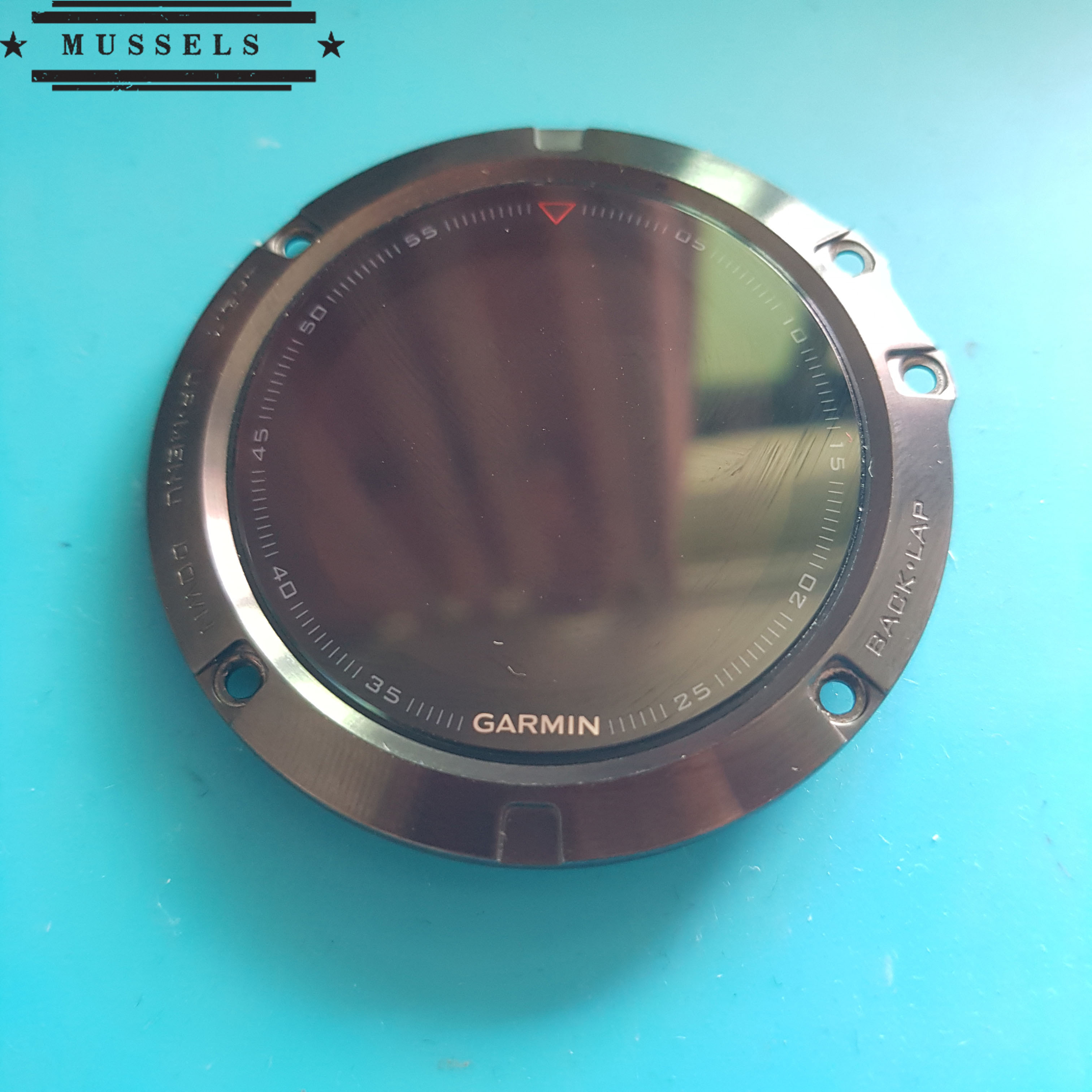 Original LCD Screen For Garmin Fenix 5X Fenix 5 X LCD Display Screen With Touch Screen Digitizer Repair Replacement