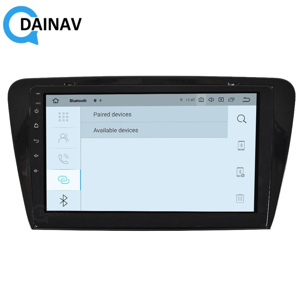 Android 9,0 автомобильный Радио мультимедийный плеер для Skoda Octavia 2007 2014 Авто Аудио Стерео Авторадио GPS навигация|Мультимедиаплеер для авто|   | АлиЭкспресс
