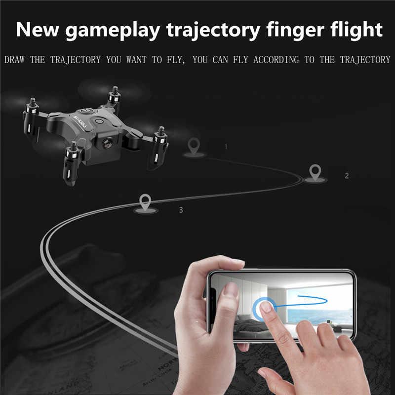 Mini drone com/sem câmera hd modo de espera de altura rc quadcopter rtf wifi fpvquadcopter siga-me rc helicóptero quadrocopter kidkid