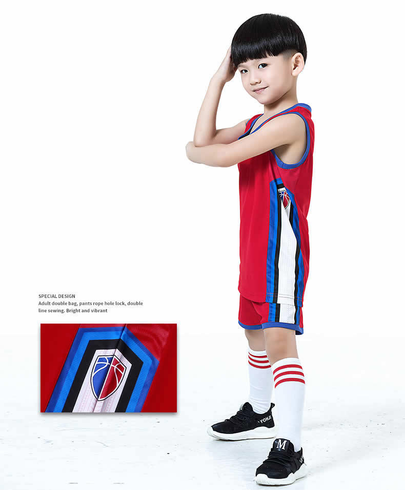 & shorts uniforme da equipe de basquete