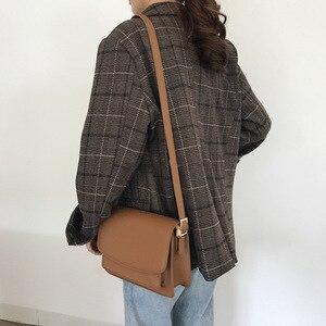 Luxury Women's Sling Messenger Bags Designer Crossbody Casual Shoulder Satchel Travel Leather Handbag Retro Fashion Women Purse