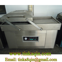 DZ 5002SB Double chamber vacuum machine Food vacuum machine Sealer Plastic bag vacuum Rice vacuum machine
