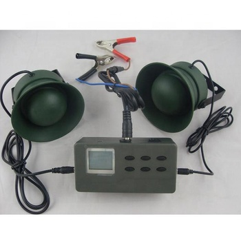 MP3 hunting bird callers CP390 with timer and speaker remote game calls 182 sounds wholesale denmark outdoor hunting decoy 50w decoy loud speaker bird caller hunting bird mp3 with 210 bird sounds