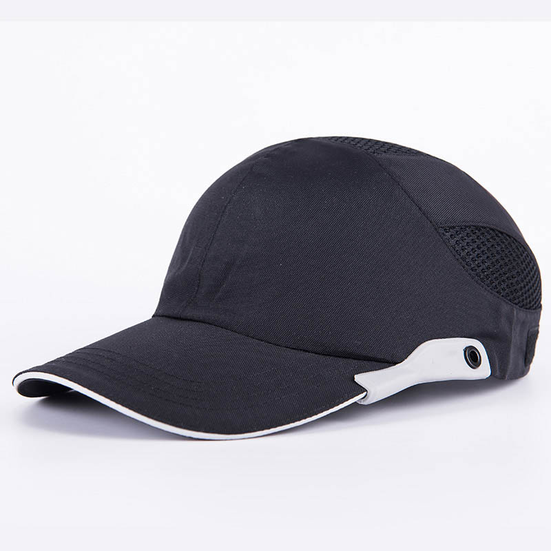 Fashion Casual Sunscreen Protective Hat Bump Cap Work Safety Helmet Summer Breathable Security Anti-impact Lightweight Helmets