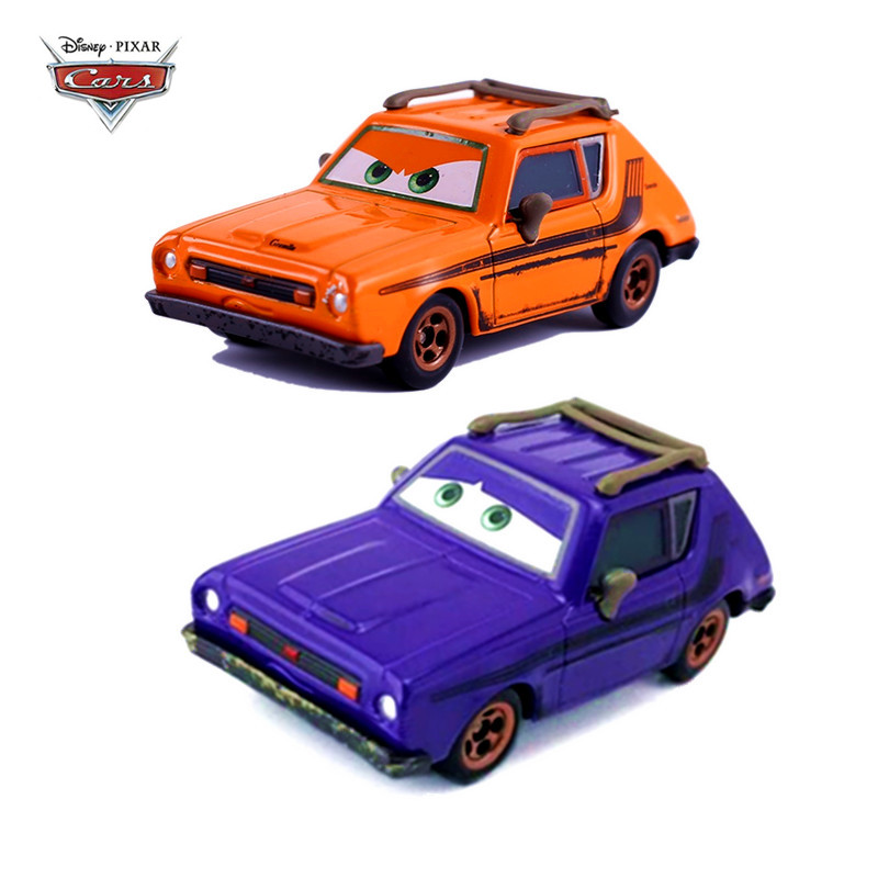 New Disney Pixar Car 3 Car 2 Lightning McQueen Car Toy 1:55 Metal Alloy Mold Toy Car 2 Boys Girls Children Toys Birthday Gift
