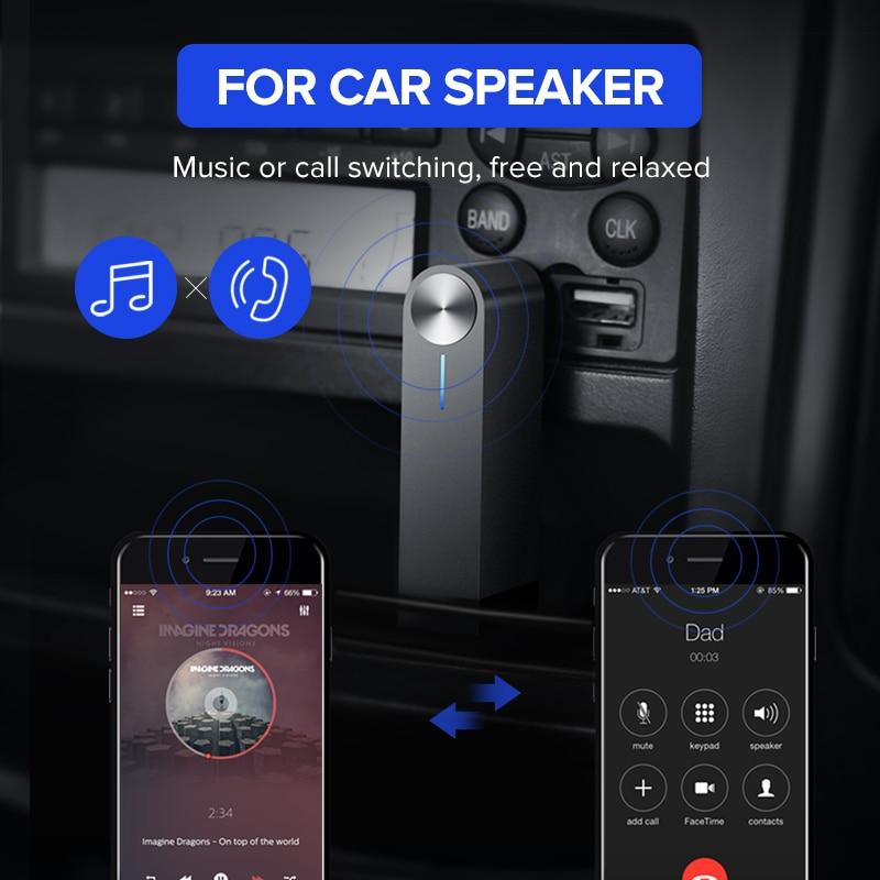 Stereo Adaptor Aux Headphone