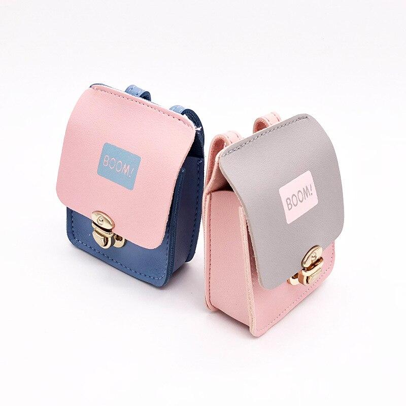 New Style Creative Cute Purse Twill Mini Backpack Coin Bag Wallet Earphones Key Fashion Pannier Bag