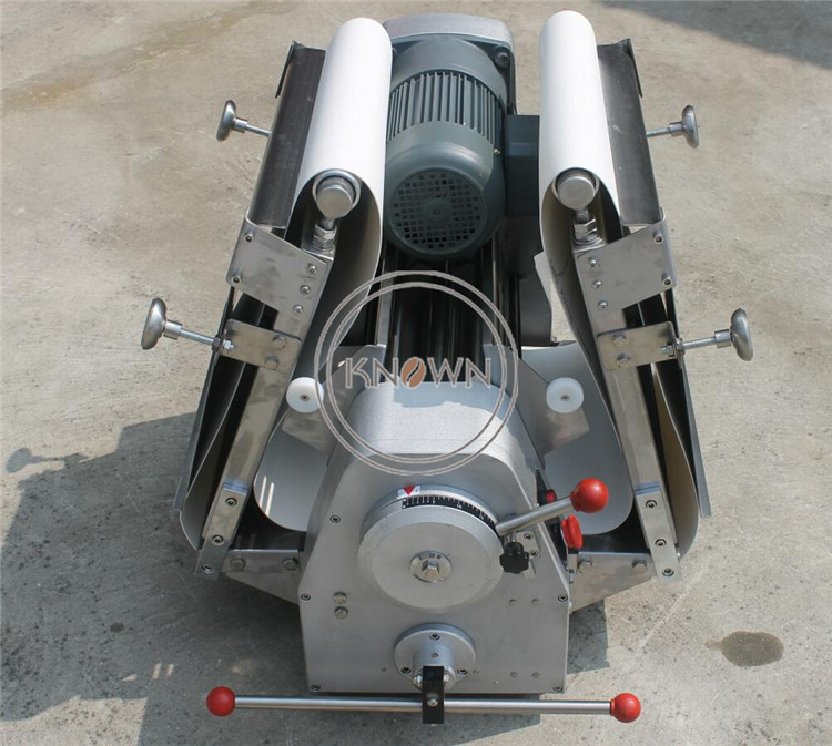 H866351c910da4cc9a81f6518acce8669r - Electric Table Top Pizza Sheeter Rolling Machine Dough Sheeter Croissant Bread Bakery Equipment