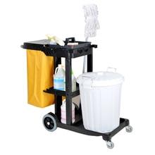Отельная Чистящая Автомобильная Съемная стойка для швабры, чистящая стойка для хранения инструментов для школы, больницы, фабрики, отеля, ресторана, Real Estate Compan