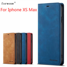 For iphone XS XS MAX Case Magnetic Phone Case For Apple iphone XS MAX Cover Wallet Flip Leather Stand Case magnetic blood sweat vector poster pattern leather wallet stand case for iphone 5c