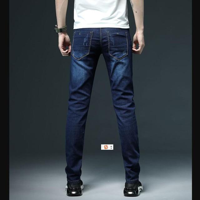 Casual Stretch Skinny Jeans 10