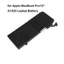 "10,95 V 63.5Wh batería del ordenador portátil para APPLE MacBook Pro 13 ""A1322 A1278 (2009-2012 años) MB990 MB991 MC700 MC374 MD313 MC724(China)"