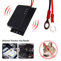 O repelente ultrassônico do rato repelente para o carro não-tóxico baixa potência mantém o roedor marten afastado rodas ou o rejetor interior da praga
