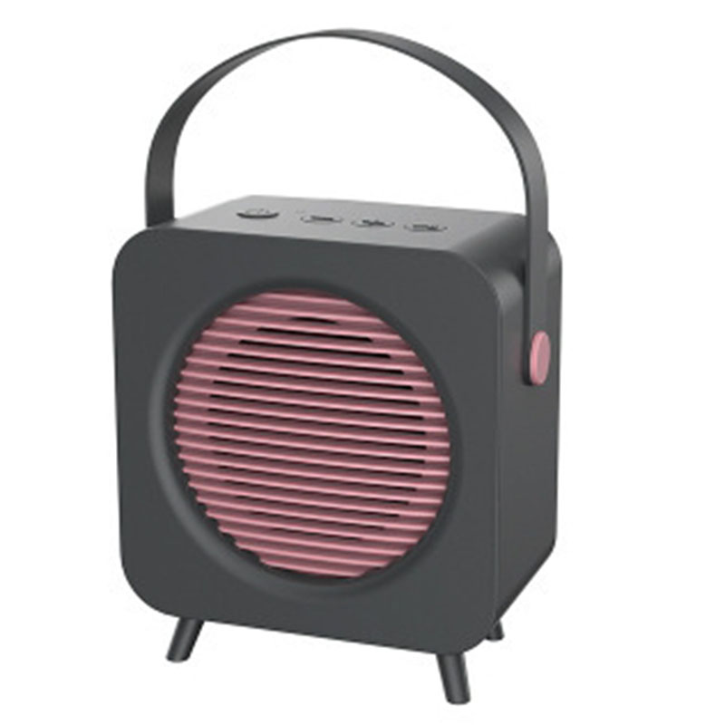 RISE-A29 Bluetooth 5.0 Retro Portable Wireless Bluetooth Speaker Mixed Color Home Outdoor 3D Bass Surround Sound Speakers