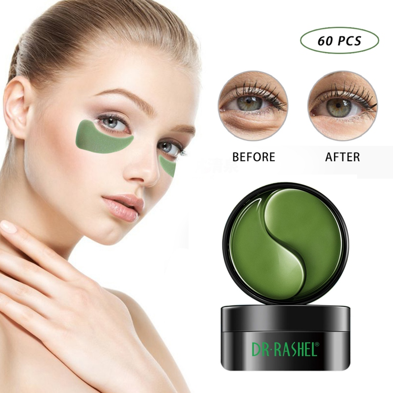 Collagen Gel Eye-Patches Moisturizing-Remover Anti-Aging Dark-Circles Hyaluronic-Acid