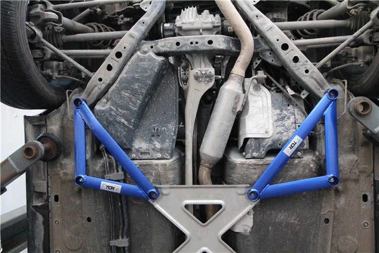TTCR-II サスペンションストラットバー MX-5 マツダのために適合 2016-18 カースタイリングアクセサリースタビライザーバーアルミ合金バーテンションロッド