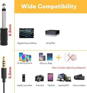 Image 2 - Maono Dual Lavalier Microfoon Handsfree Clip On Revers Microfoon Mini Kraag Condensator Microfoon Voor Camera Dslr Telefoon Pc Laptop
