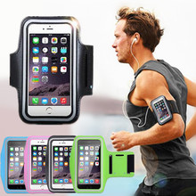 Phone Armband Running-Bags Waterproof Case Huawei Universal for Samsung Touch-Screen