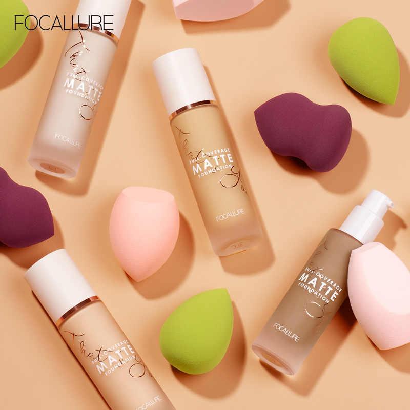 FOCALLURE Matchmax Kosmetische Puff Make-Up Foundation Pulver Spong 1 stücke Weiche Frauen gesichts Make-Up-tool