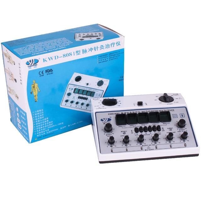 YingDi KWD 808I Pulse Acupuncture Therapeutic Apparatus Electroacupuncture Apparatus KWD808 I KWD808 1 KWD 808 I 110V 240V