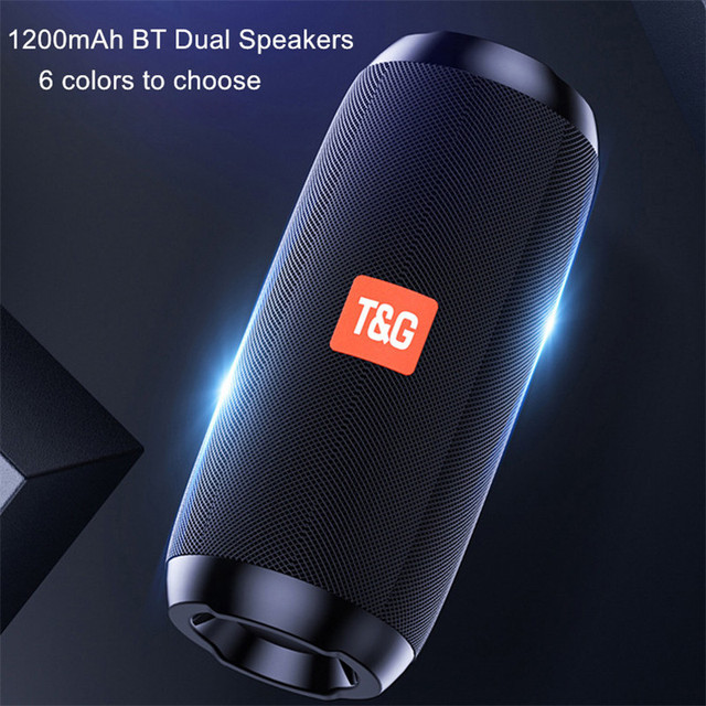 TG Portable Bluetooth Speaker Car Accessories Unisex 1ef722433d607dd9d2b8b7: CN