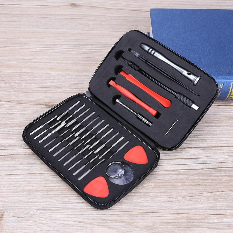 32 In 1Precision Multifunctional Screwdriver Repair Disassembly Tool Kit For Smart Phone Tablets Computers Camera