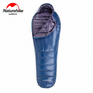 Image 3 - Naturehike 2019 Winter Gans Unten Mummy Warm Halten Schlafsack Einschränkung Komfort Temperatur 32℃ 4℃ ULG400 ULG700 ULG1000
