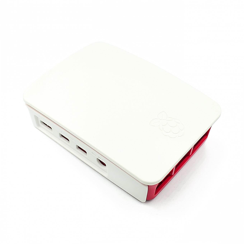 Framboesa pi 4 caso oficial abs gabinete raspberry pi 4b 1gb 2gb 4gb caixa escudo da fundação raspberry pi