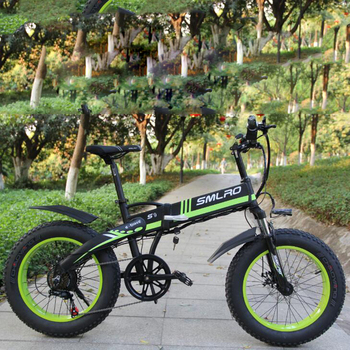 S9F Best-selling BAFANG 750W motor bike 20 inch fat tire electric bicycle for adults from factory directly 1