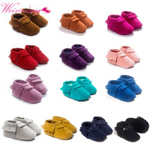 Newborn Baby Shoes Canvas Letter First Walkers Soft Sole  ba