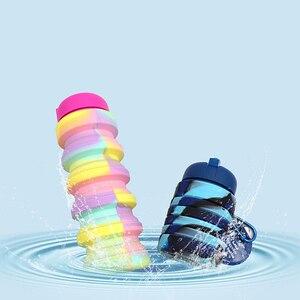 Colorful Water Bottle Leakproo