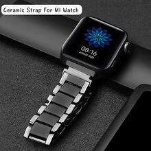 Керамический браслет для умных часов xiaomi новинка 2019 сменный