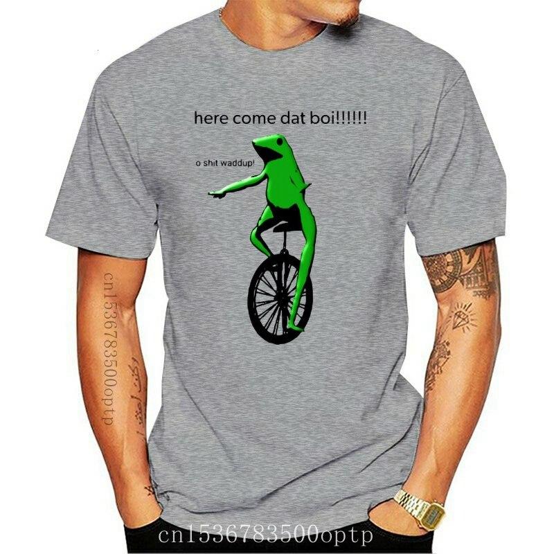 Men t-shirt here come dat boi! o shit waddup! tshirt Women t shirt