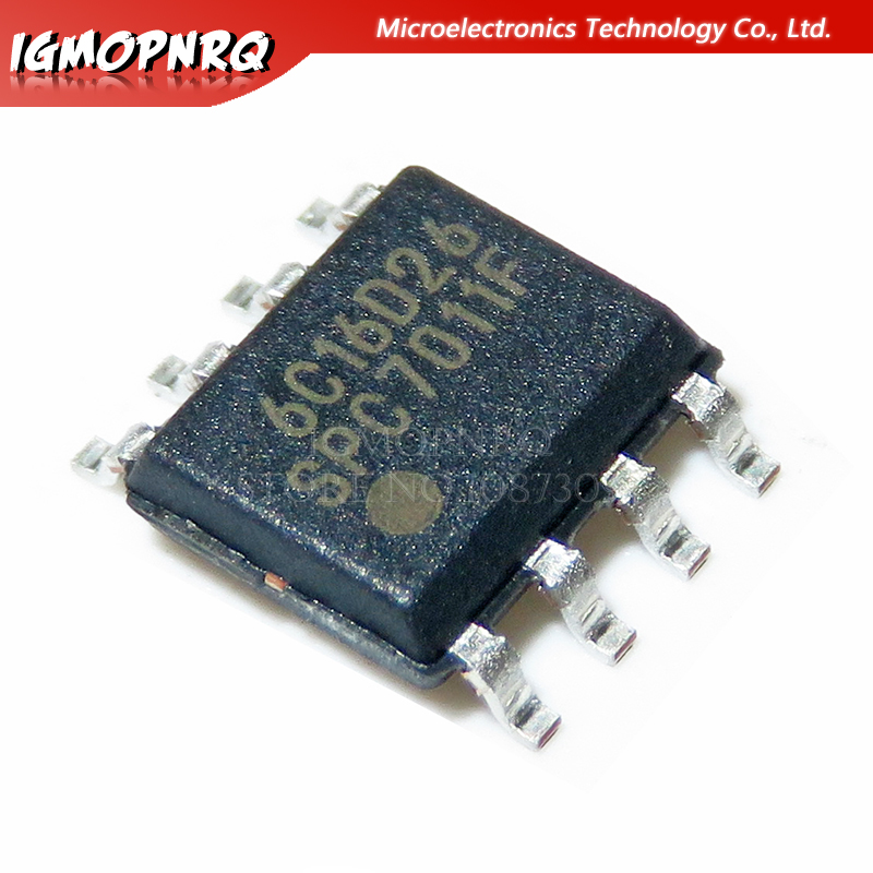 10Pcs SPC7011F-C6-TE3 SOP-8 SPC7011F SOP SPC7011F-C6 SMD SPC7011 SOP8
