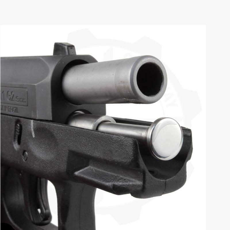 Tactical Stainless Recoil Guide Rod Taurus G2C G2S PT111 Millennium Gun Pistols
