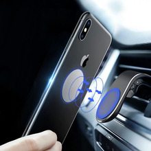 Car Phone Holder For In Mobile  Support Magnetic Mount Stand Tablets And Smartphones Universal mobile phone