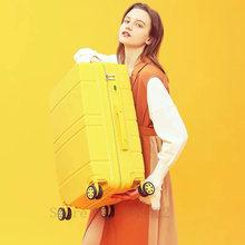 Высококачественный роскошный брендовый набор чемоданов на колесиках