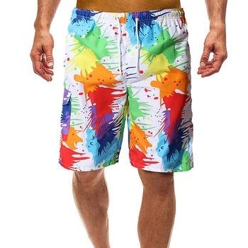 Swimwear Swim Shorts Trunks Beach Board Swimming Short Quick Drying Pants Swimsuits Mens Running Sports Surffing Shorts For Men 1