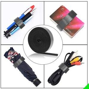 Image 5 - Кабельный органайзер, держатель для наушников, защита для кабеля мыши, управление зажимом для iPhone, Samsung, USB кабель
