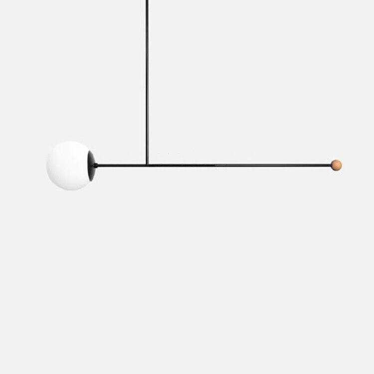 Modern Led Vertigo Light Hanging Hanging Lamp