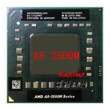 AMD A8-Series A8-3500M A8 3500M 1,5 GHz Quad-Core Quad-Hilo de procesador de CPU AM3500DDX43GX hembra FS1