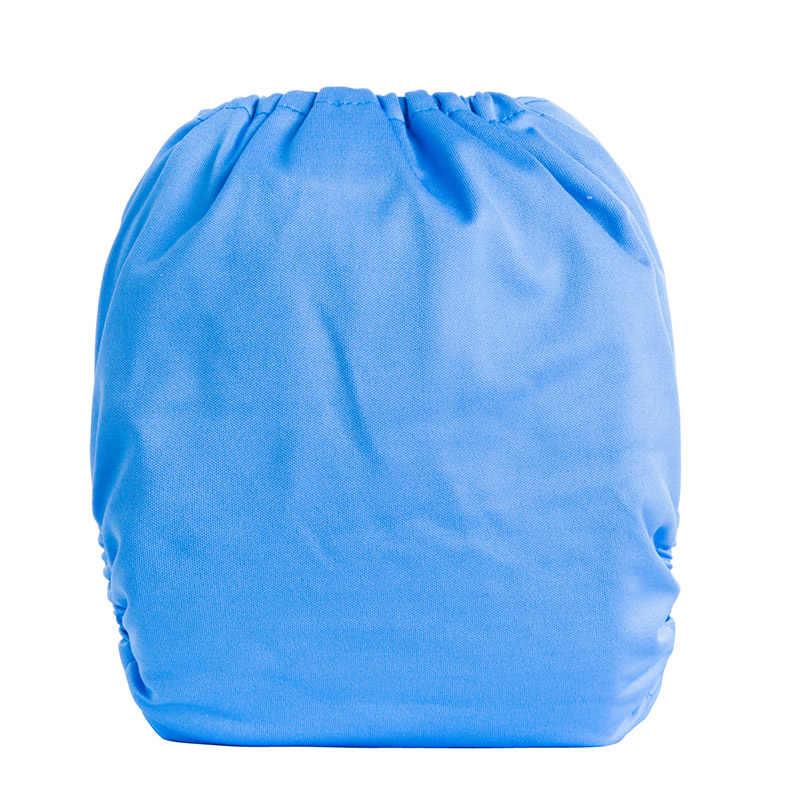 재사용 가능한 코튼 베이비 포켓 천 기저귀 소매 Prefold 베이비 천 기저귀 바지 A5